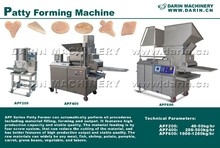 hamburger patty/chicken nuggets/coating snack machinery
