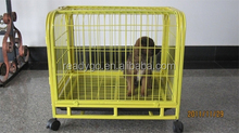 Best quality small Iron Pet cage for dog
