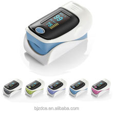 New CE Fingertip Pulse Oximeter SpO2 Pulse Rate Monitor,Blood Oxygen Saturation