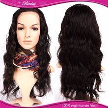 Bob Style Human Hair Lace Wig Lasted Virgin Mongolian Curly Full Lace Wig