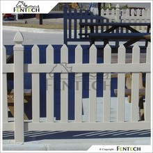 Uv Proof Pvc Cheap Outdoor Dog Fence, Plastic Fence