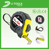 2015 Good inch stanley tools/promotional retractable tape measure/rhinestone tape measure