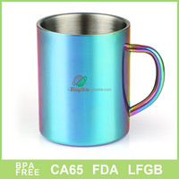 Factory hammered Copper mug wholesale