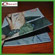 custom High Quality A4 product business brochure Magazine/Catalogue/printing