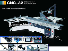 CNC-32 plywood saw cutting sliding table saw machine for making furniture