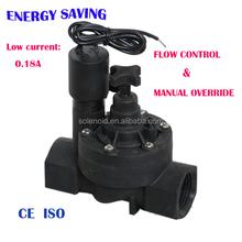 1'' variable flow control valve