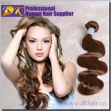 Unprocessed Brazilian Human Virgin Hair Qingdao 5A Grade Dingli Hair