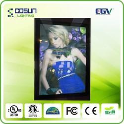Professional light box light frame maufactory lighting photo frame