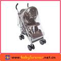 Cochecito de bebé para adultos / aluminio cochecitos de bebé con cubierta para la lluvia