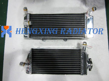 ALUMINUM RACING RADIATOR FOR Kawasaki KX125 KX250 94-02