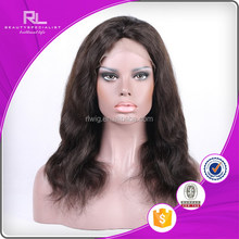 Excellent quality hot-sale full lace wig brazilian body wave blonde