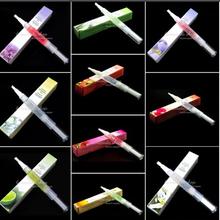 Fruit Nail Art Cuticle Revitalizer Oil Treatment Manicure Softener Pen Care Tool
