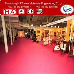 Manufacturer Nonwoven Exhibition Carpet for Fairs