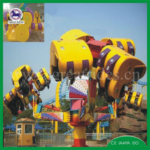 theme park equipment 3D energy claw thrill amusement rides for sale