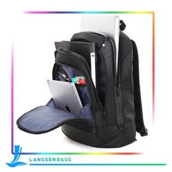 Factory best strong waterproof nylon laptop backpack bags
