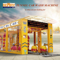 High quality efficient reasonable Price tunnel Car Washing Tools And Equipment In Good Conditions