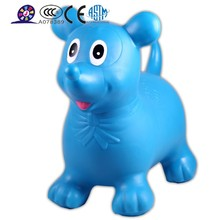 China PVC inflatable jumping toys factory