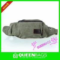 Canvas Stylish Fashion Designer Waist Bags Sport Bag Travel Bag in stock