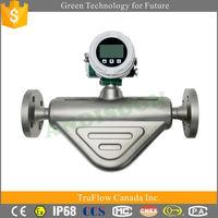 Andisoon AMF025 digital lpg flow meter, liquid flow meter, liquid density meter