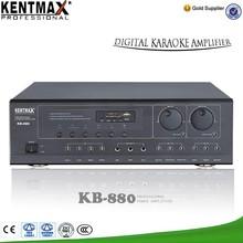 2015 Newest Wholesale Hi-Fi Echo OEM professional 150w home power amplifier KB-880