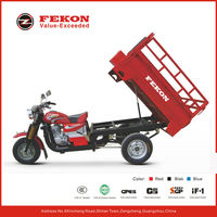 Fekon 150cc truck cargo tricycle for sale