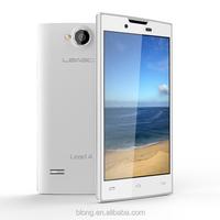 4.0 inch Touch Screen Leagoo Smart Phone Lead 4 MTK6572 dual core smartphone