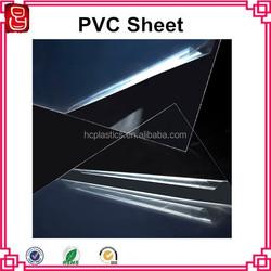 ningbo linhai factory All kinds of pvc sheet black/1mm pvc sheet/pvc sheet 3mm