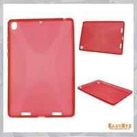 X Shape Anti-slip TPU case cover for xiaomi mipad