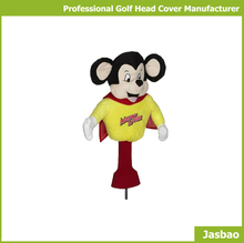 Unique Designed Novelty Mighty Mouse Golf Club Head Cover