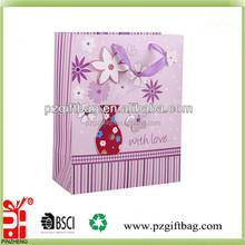 bright colour cheap paper bag manufacturer