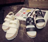 European style new arrival china wholesale low price women shoes summer platform ladies sandals