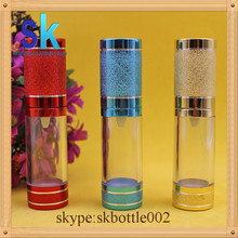free samples Pump Airless Cosmetic Bottle