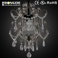 Hot sale modern crystal chandelier lighting, Long stairwell chandeliers