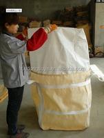 ISO 9001 1ton -2ton FIBC bulk bag,pp big bag ,pp jumbo packing for copper concentrate,coal,cement ,salt,PTA,etc
