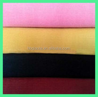 100%cotton Corduroy Fabric for Garment and Woven