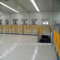 Nanjing Jracking brand new used storage shelving attic storage racks