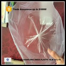 garbage bags for car/colored drawstring trash garbage bag