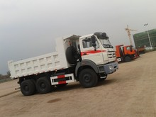 Prices for Beiben 10 wheeler dumper truck for sale