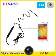 OEM professional handheld mini 5.5mm digital usb endoscope OTG functionality for Android