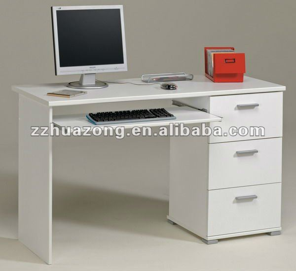 Computer Desk With Drawers - Buy Office Computer Desk,Office Furniture
