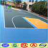 Eco-friendly interlocking outdoor basketball court floor