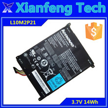 Alibaba Trade Assurance Supplier, original laptop battery for Lenovo L10M2P21, Pad IDPATAB S2007A-D