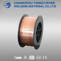 steady railway contact use co2 mig brass welding wire