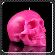 Halloween skull Candles & Gifts