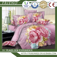 King Queen Twin Size Bedding Sets 3D
