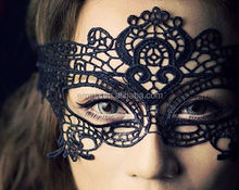 Newest ladies girls sex party face lace mask for carnival party decoration wholesale MK2120