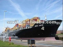 Dalian sea freight company shipping to Buenos Aires-----wing