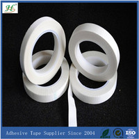 Top quality strong sticky customized fiber glass insulation tape