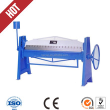 folding Machine for tank head manual bending machine crimping machine