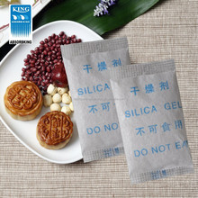 Aihua Paper Packing Top Grade Food Grade 1g Silica Gel Desiccant Pharmaceutical Use